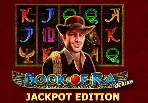 The Book of Ra Jackpot edition