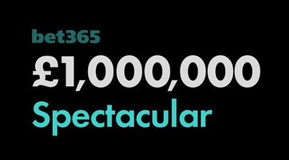 bet365 One Million Spectacular
