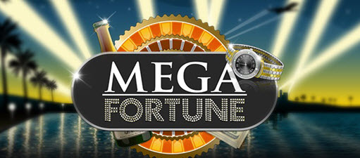Mega Fortune SuperLenny jackpot