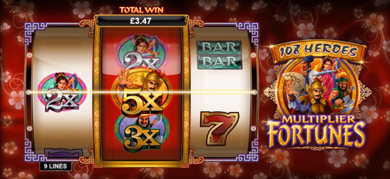 New slots by Microgaming in September
