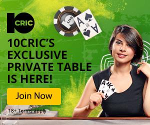 10Cric Blackjack