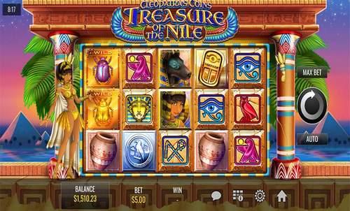 Cleopatra's Coins: Treasure of Nile.