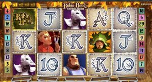netent Slot Robin Hood: Shifting Riches