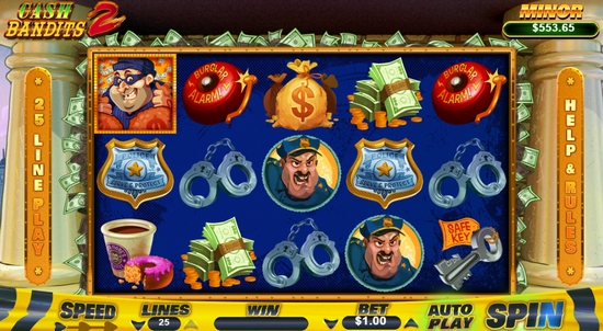 Cash Bandits 2.