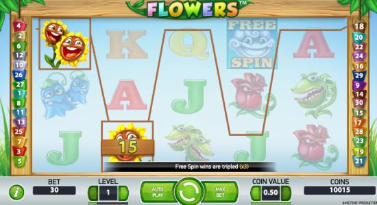 Flowers Slot