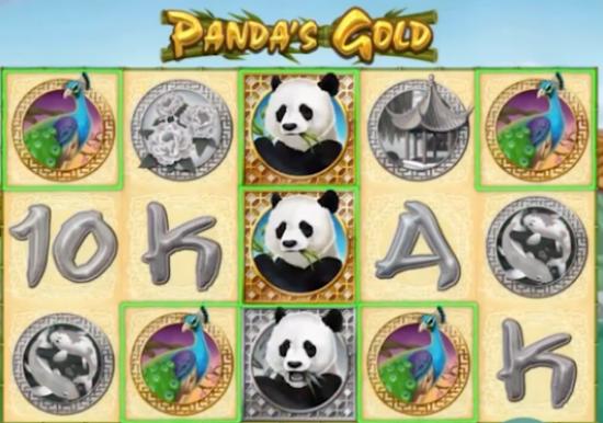 Panda's Gold Slot