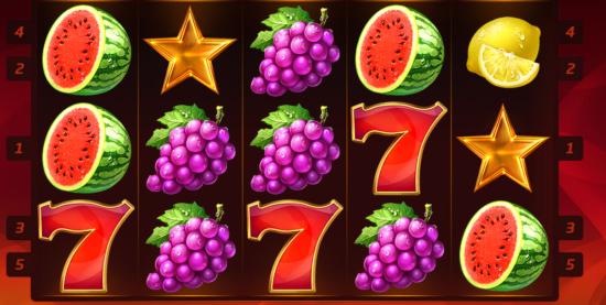 Seven & Fruits Slot
