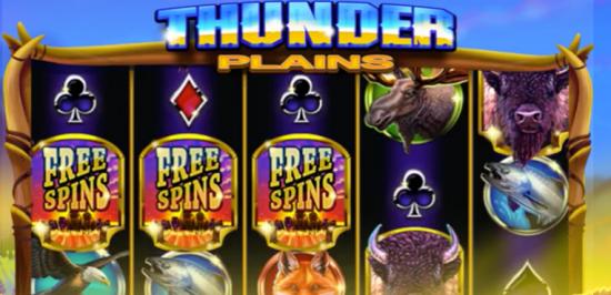 Thunder Plains Slot