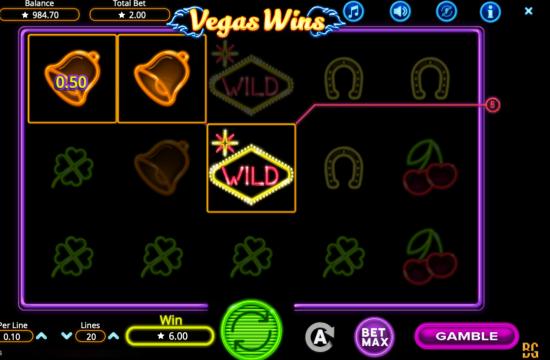 Vegas Wins Slot