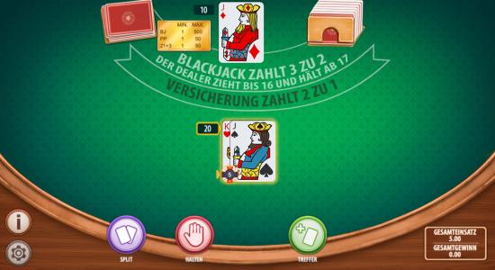 888Casino Blackjack