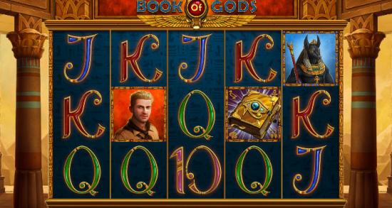 Book of Gods Slot