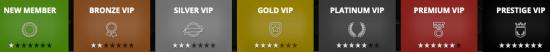 QueenPlay VIP Program