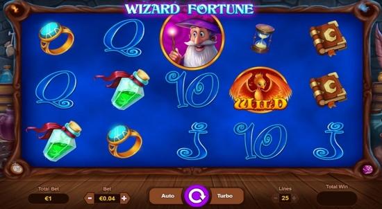Wizard Fortune.